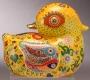 黃金鴛鴦 Golden Mandarin Ducks